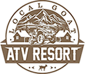 The Local Goat ATV Resort Logo