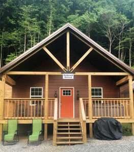 Redwood Retreat Cabin | Local Goat ATV Lodging | Delbarton, WV